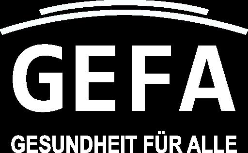 Logo GEFA Gesundheit