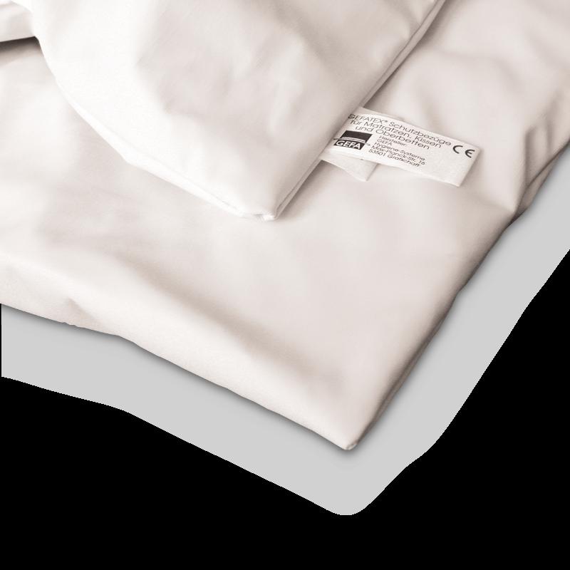 GEFATEX® Hygiene-Schutzbezug für Einziehdecken Beispiel 1