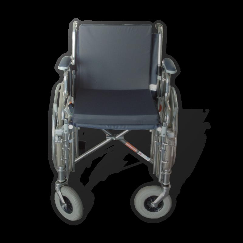 Schutzbezug für Rollstuhlkissen