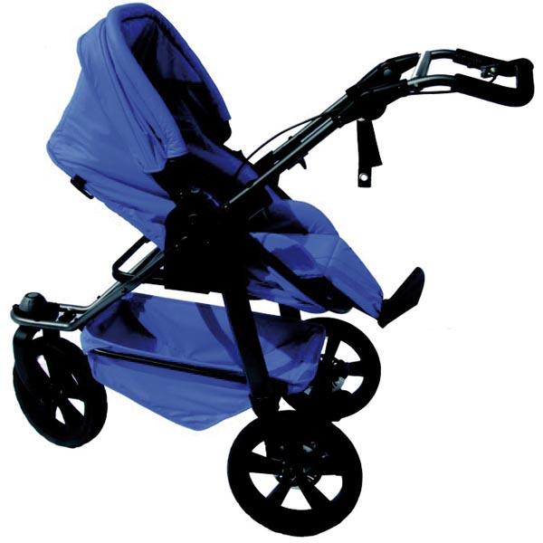 X FIRST AID Kinderwagen